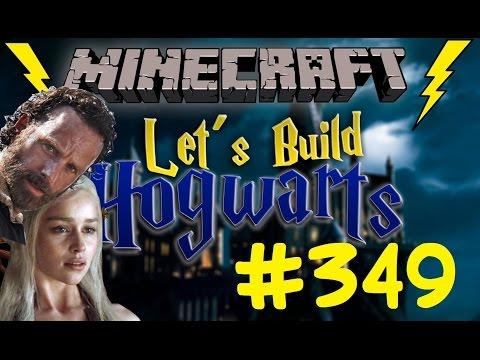 Let's Build Hogwarts - Minecraft #0349 - meine Lieblings SERIEN ! :) [Survival Mode]   dagilp_lbh