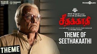 Seethakaathi | Theme of Seethakaathi | Vijay Sethupathi | Balaji Tharaneetharan | Govind Vasantha