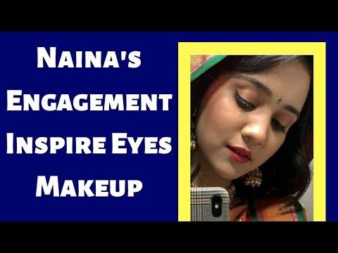 Xxx Mp4 Naina 39 S Aashi Singh Engagement Inspired Eyes Makeup 😍😘 3gp Sex