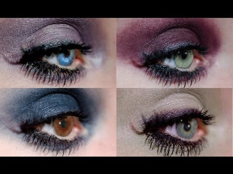 HOW TO: MAKE YOUR EYE COLOUR POP! ALL EYE COLOURS INCLUDED!