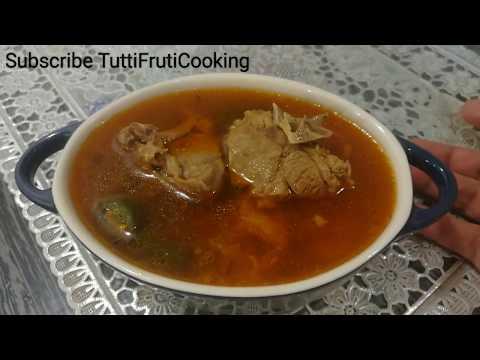 Easy Mutton Shorba Gosht Recipe| Pakistani Yakhni Gosht | مٹن شوربہ| Meat Stew Recipe in Urdu/Hindi