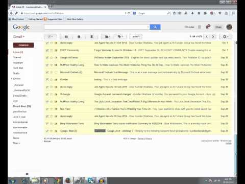 2 reasons to archive email and how to do it in Gmail