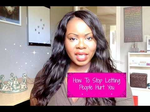 🌸 How To Stop Letting People Hurt You | Self Love Master Class