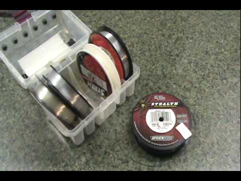 Understanding the Differences in Fishing Line