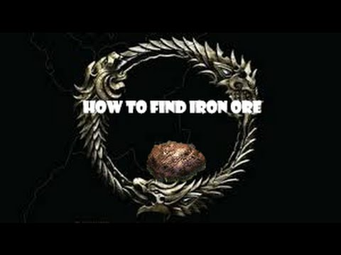 ESO Best way of getting Iron tutorial