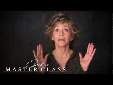 Jane Fonda on Learning to Forgive Yourself | Oprah's Master Class | Oprah Winfrey Network