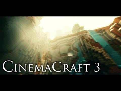 CinemaCraft 3 (GLSL & LB PhotoRealism 256x) [Minecraft]