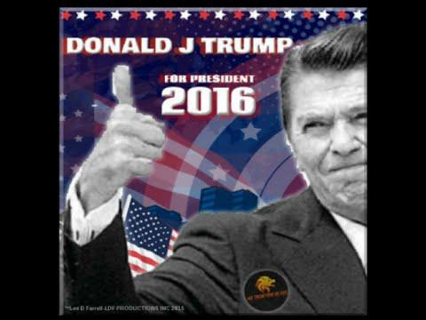 DONALD TRUMP 2016 LET'S MAKE AMERICA GREAT AGAIN