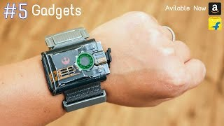 5 New Technology GADGETS in REAL You Can Buy on Amazon Rs.220 | Futuristic CooL Gadgets