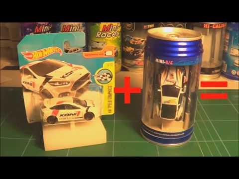 Hot Wheels Car RC mod / Mad Micro RC Mods