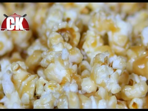 Crunch n Munch Recipe - Buttery Toffee Popcorn!