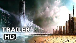 GЕΟSTΟRM Official Trailer (2017) Gerard Butler Disaster Movie HD