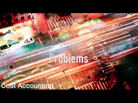 9.  Managerial Accounting Ch2 Exercises Pt2: Cost of Goods Manufactured
