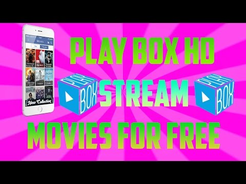 PlayBox HD iOS 8 FREE Movie Streaming (NO JAILBREAK)