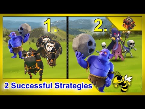 TH10: 2 Attack Strategies That Work Well!