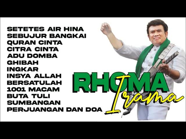 Download Full album rhoma irama setetes air hina MP3 Gratis