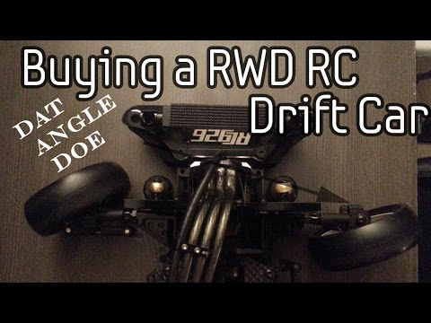 Buying a RWD RC Drift Car. Everything you need to know