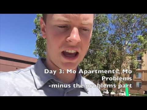 Vlog 4 - Operation: Find Nate an Apartment in San Diego