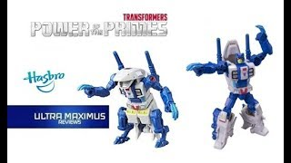 Rippersnapper Transformers Power of the Primes