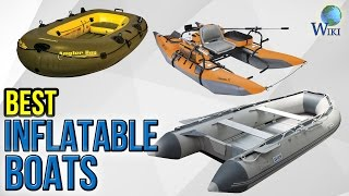 8 Best Inflatable Boats 2017