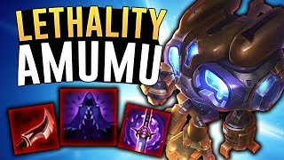 MY LETHALITY ADC AMUMU MAKES VEIGAR RAGE?! - League of Legends