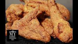 AMERICAN FRIED CHICKEN : Classic American Fried Chicken
