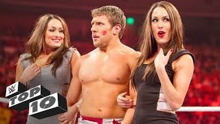 Unexpected Kisses Wwe Top 10