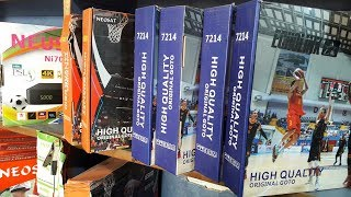 Tiger T8 High Class V2 full tutorial PTV SPORTS ALL HD