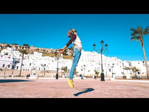 سحر المدينة البيضاء في المغرب...🇲🇦