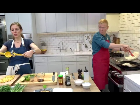 "RS Cooking School: Cauliflower Fried ""Rice"" With Ginger and Soy"