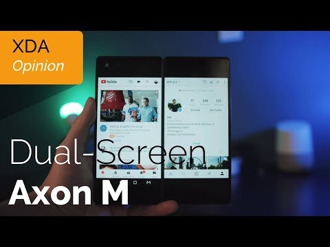 Why We Need More Phones Like the Axon M