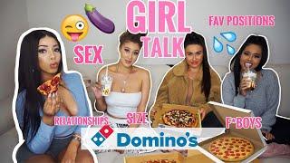 GIRL TALK UNFILTERED | SEX Q&A , BOYS, RELATIONSHIPS