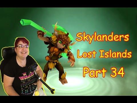 Skylanders Lost Islands part 34
