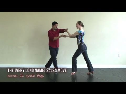 Learning Advanced Salsa Dance Moves