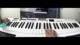 DANCE Planetshakers Mainstage 3 + Omnisphere Patch Keyboard Lesson