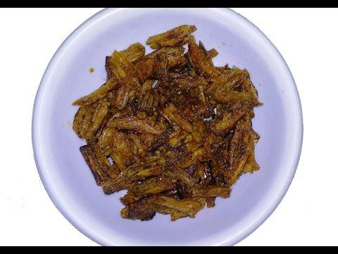 Dry Bombil Chutney in Mumbai Style | Dry Bombay Duck Chutney | Indian Recipe | Cook with Mariah