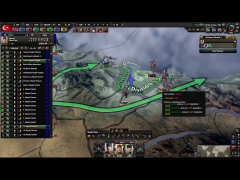 HOI4: Führerreich Early Access Livestream with Conquering History Games
