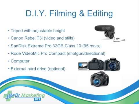 D.I.Y. Guide to Video for Your Practice