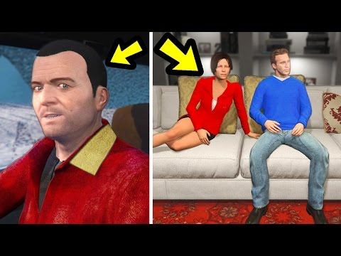 WHO IS LIVING IN MICHAELS HOUSE IN PROLOGUE? (GTA 5)