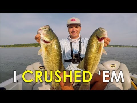 Where to Catch Bass During Late Summer/ Early Fall Transition