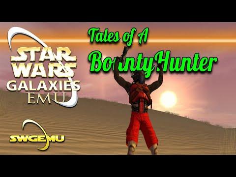 SWGEmu Bounty Hunting Jedi