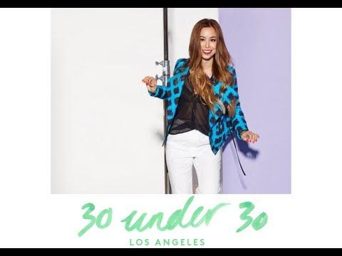 Refinery29 - 30 Under 30 List - Behind The Scenes w/ Celebrity Menswear Stylist Ashley Weston