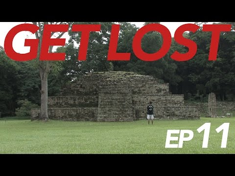COPAN OR BUST | GET LOST Ep11. | A Solo Motorcycle Adventure to the Darien Gap