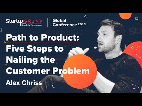 Path to Product: Five Steps to Nailing the Customer Problem