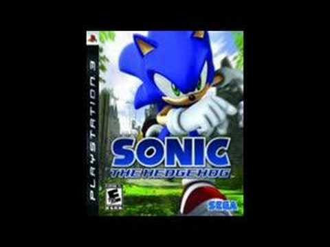 Sonic the hedgehog 2006