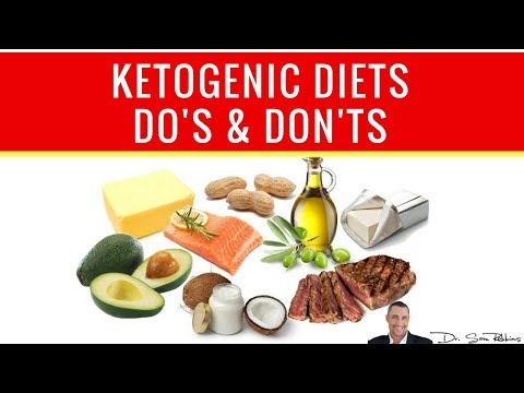 "🍽️ Ketogenic Diet ""Do's & Don'ts"" - Ask Dr. Sam"