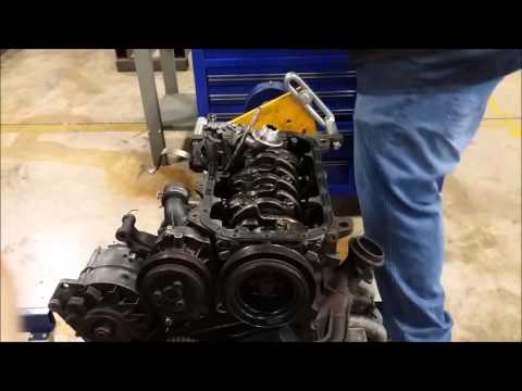 HOW TO REPLACE OIL PUMP
