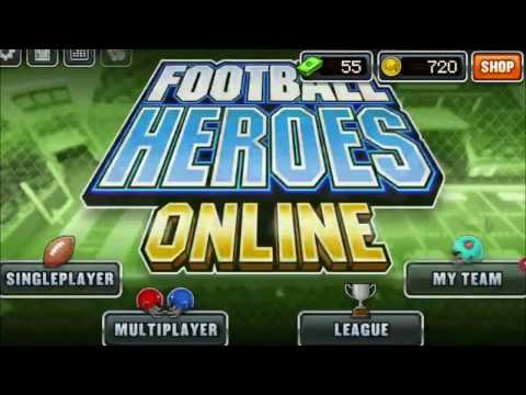 Football heroes online-Episode#1 New game,😱you can punch now oh yeah
