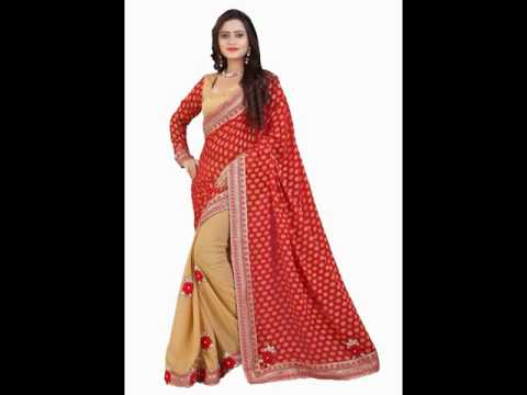 Online Shopping of Bollywood Celebrity Sarees at low price in India from SopingKart