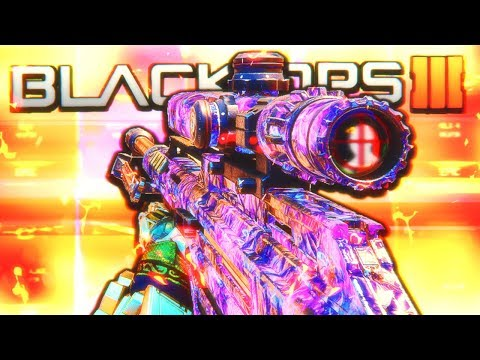 1 kill with EVERY DLC Weapon in Black Ops 3...